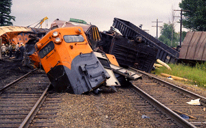 Great Northern Archive - Accident, Marysille WA 1969v